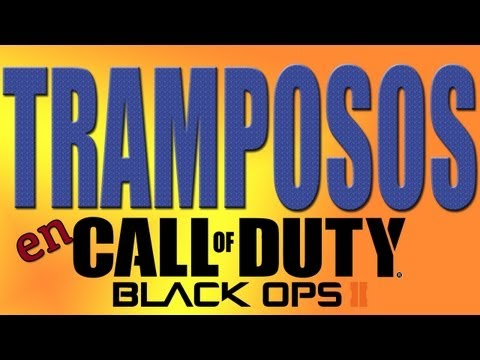 ¡Tramposos en Black Ops 2!