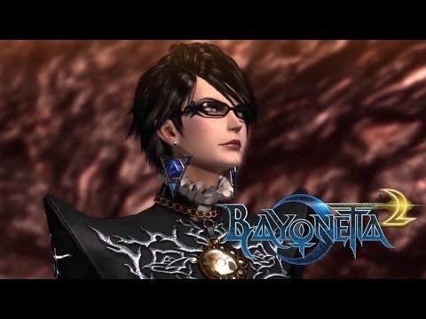 Bayonetta 2 - E3 2014 Trailer TRUE-HD QUALITY