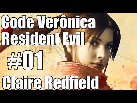 Resident Evil Code Verônica Detonado (01)