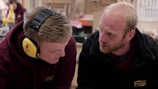 Hayman Joinery Promotional Film