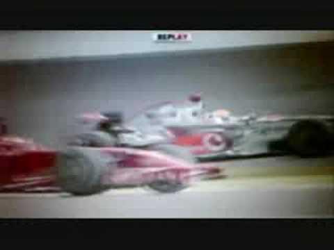 Lewis Hamilton - Kimi Raikkonen : The Final Laps