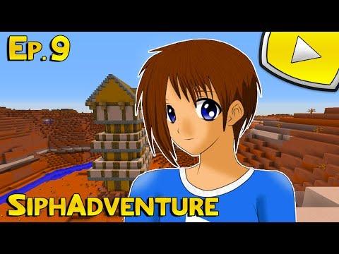 SiphAdventure : La Base [3/5] | Episode 9 (ft. Zelvac) - Minecraft