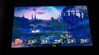 Super Smash Bros. For Wii U - Cruel Smash 0% Speed Run - [0:01.98] [Kirby]