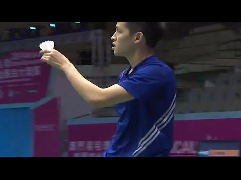 |SF| Match 3 Macau Open Badminton Championships 2014