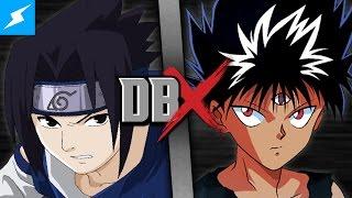 Sasuke VS Hiei (Naruto VS Yu Yu Hakusho)   DBX
