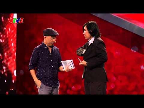 """""""Troll"""" giám khảo Huy Tuấn – Nguyễn Hữu Bình"""