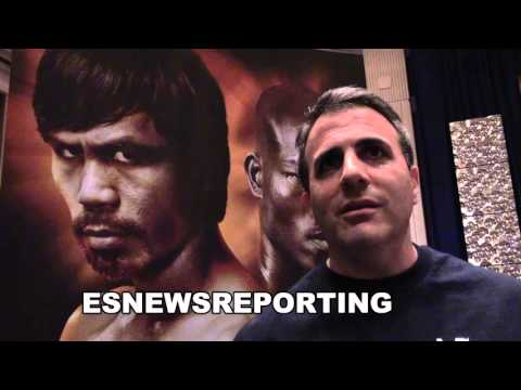 AFTER MANY YEARS IN BOXING MANAGER Vince Caruso WALKING AWAY FROM SPORT - EsNews Boxing