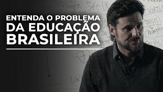 Entenda o PROBLEMA da EDUCAÇÃO brasileira | Prof. Marcus Boeira | Núcleo de Formação Brasil Paralelo