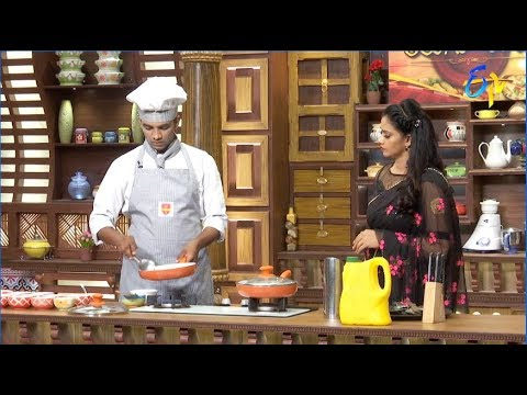 Telugu Ruchi | 24th September 2018 | Full Episode | ETV Telugu