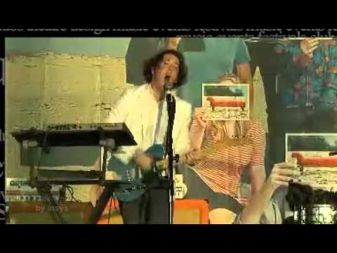 The Wombats - Open'er 2011 (zapis video koncertu - full)