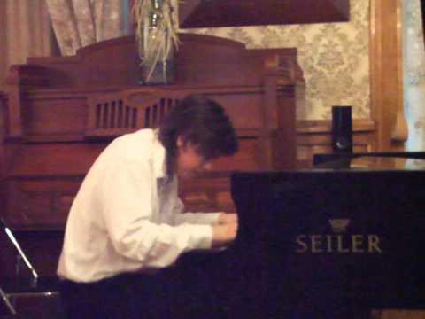 Шопен Фредерик - Прелюдия (фа минор), op.28 №18