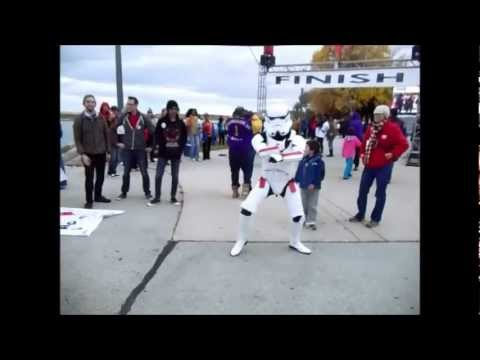 Dancing Stormtrooper - Gangnam Style