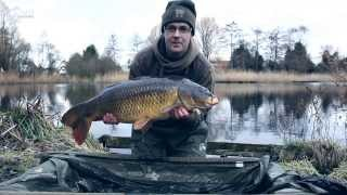 Nash TV Benelux Winter Carpfishing