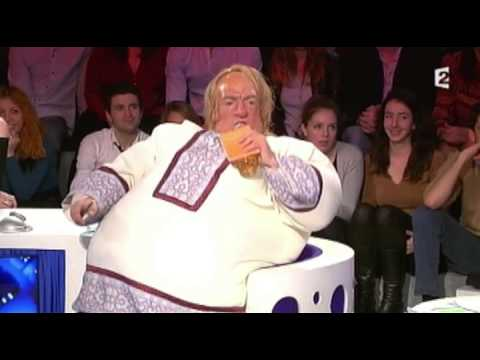 Jonathan Lambert se paie la tête de Gérard Depardieu dans