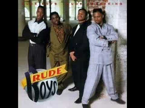 Rude boys - Written all over your face Music Videos