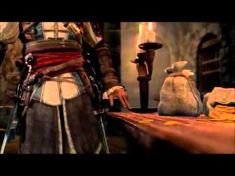 Assassin's Creed 4 Black Flag - Boulevard Of Broken Dreams video