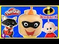 JACK JACK Incredibles Phone Cover with Play-Doh and Lego Makeover by HobbyKidsTV