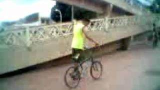 Aventuras na bike de Glauber-GTA