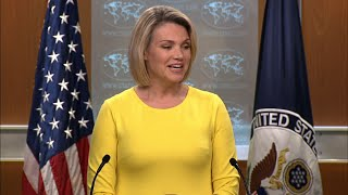 State Dept. on Immigration, Kim Jong Un in China