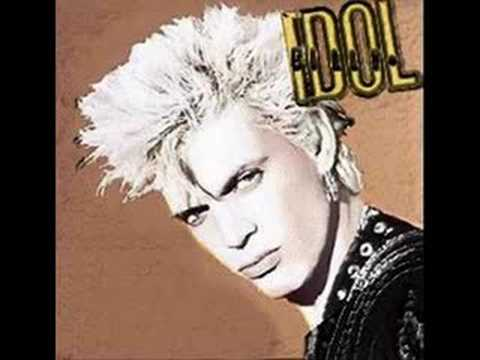 Billy Idol - White Wedding Music Videos