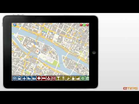 HD - Paris Travel Guide - France - iPhone & iPad - Augmented Reality - eTips
