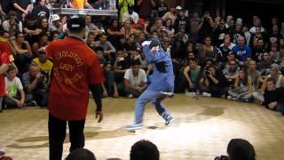 Circle Kingz 2011 | Bboy Hulk & Bboy Poter vs. Zulu Kingz China