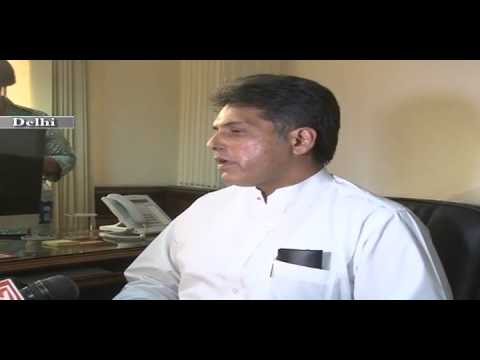 Shri Manish Tewari assumes charge as Minister for Information & Broadcasting