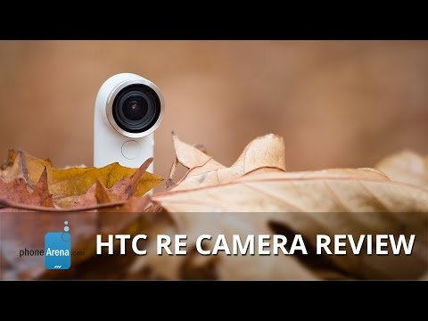 HTC Re Camera Review
