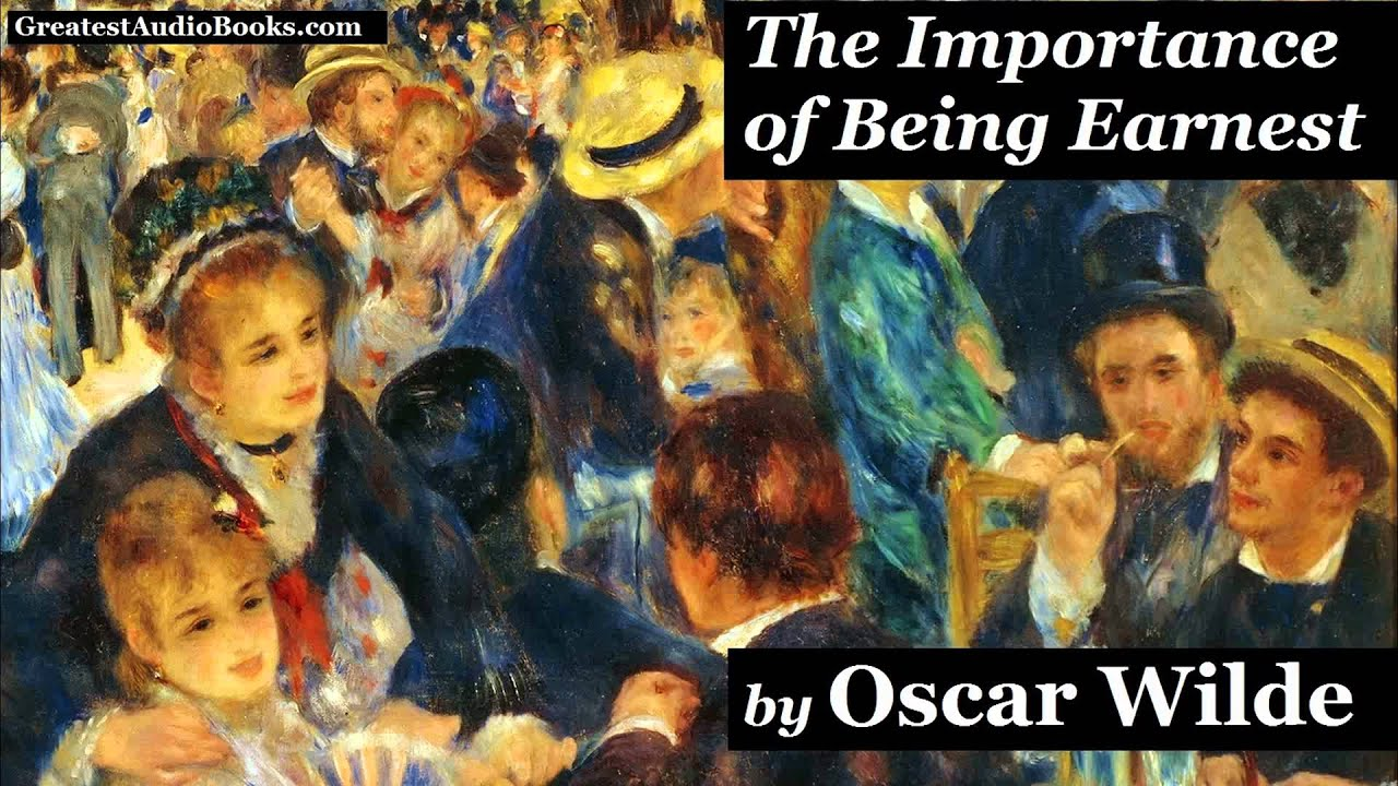 The importance of being earnest by oscar wilde full for Farcical comedy in the importance of being earnest