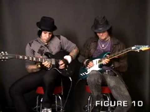 A7X: Zacky Vengeance&Synyster Gates - Bat Country Guide