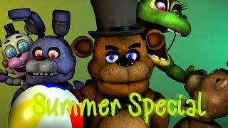 [FNAF\SFM] Summer Special