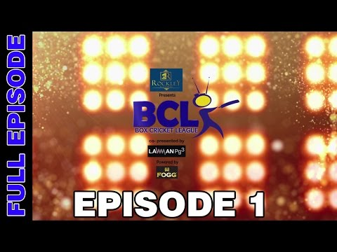 Box Cricket League - Episode 1