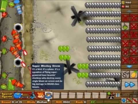 BTD5D Direct Assault Special Mission w/ Commentary