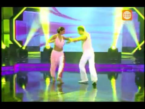 Maricielo Effio: Salsa - Aguanilé ♫  (El Gran Show II, 2011)