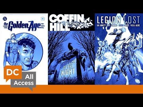 Geoff Johns' Fall Reading List