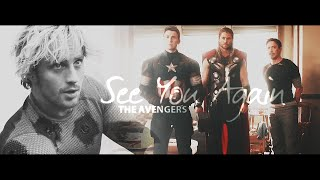 Download Lagu The Avengers | See You Again Gratis STAFABAND