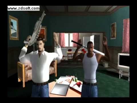 Loquendo - Especial Halloween (GTA San Andreas) - 2011