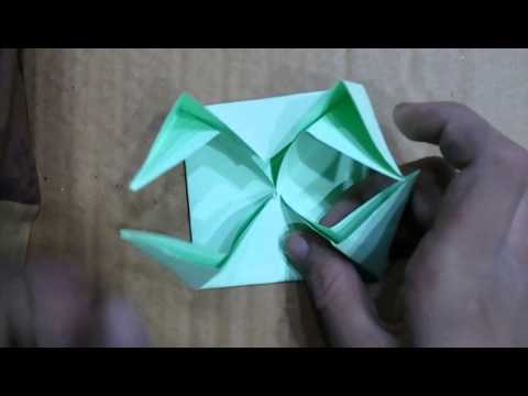 How to make a origami stress reliever (TUTORIAL)