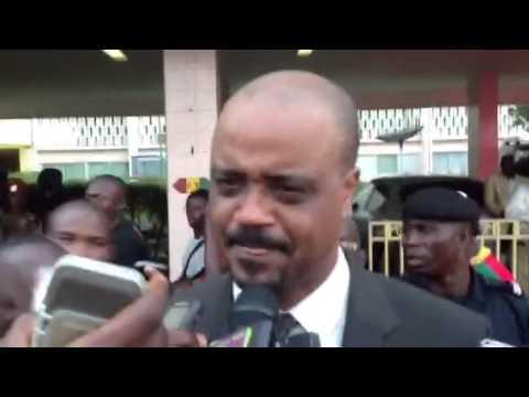 Can 2015: la Guinée en quarts de finale (communiqué du Gouvernement guinéen)