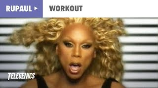 Watch Rupaul Workout video