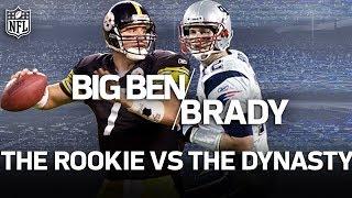 Steelers vs. Patriots: Rookie Ben Roethlisbeger vs. the 21-Game Win Streak   NFL Highlights