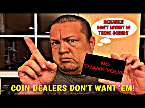 Coin Dealers Avoid These Like The Plague - Worst Investments of 2019 & Beyond!