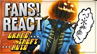 GTA 5 Online - Fans Reaction To No Halloween Update DLC (GTA V Gameplay Commentary)