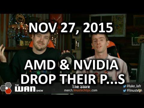 The WAN Show - Yahoo! Blocks Adblock Users, Oculus Makes Women Sick - Nov 27, 2015