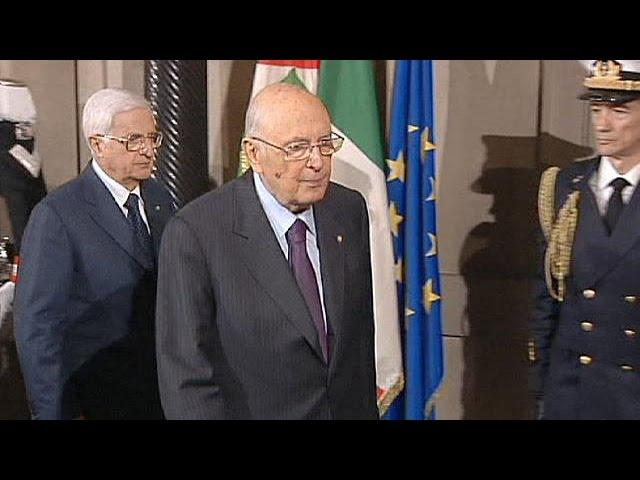 Italia: Napolitano testifica en macrojuicio sobre la mafia