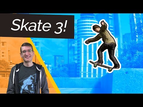 Skate 3 Jumps the Shark! Is the series past its prime?   Skater Reviews