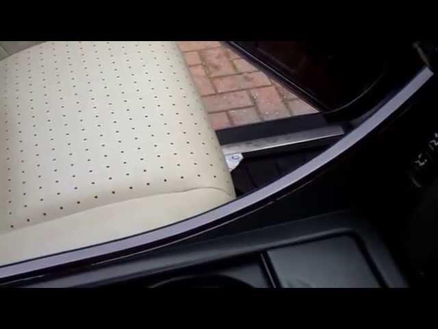 How to access Navigation SatNav DVD unit on Land Rover ...