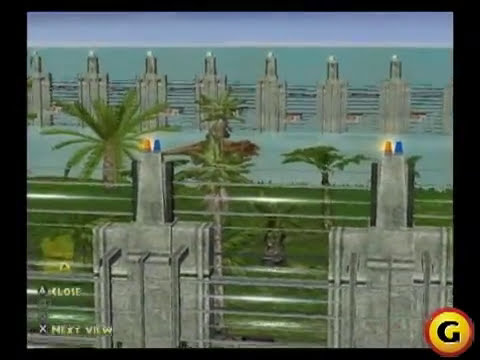 Jurassic Park Operation Genesis Small ps2 Gameplay Sample #1