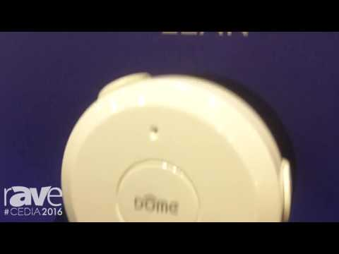 CEDIA 2016: Z-Wave Alliance Features the Dome Water Valve Shut-Off