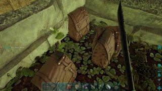 ARK: Survival Evolved Game over